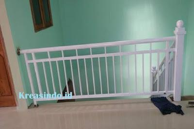 pagar balkon minimalis terbaru dengan model cantik dan