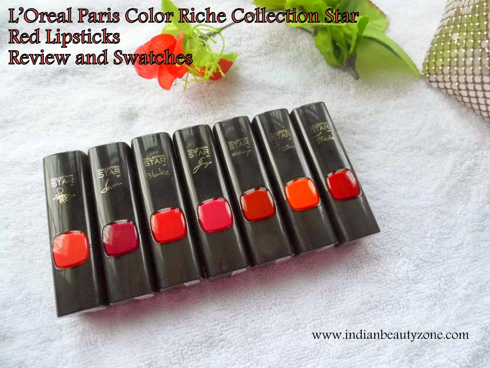 Red lipsticks for all skin tone