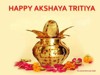 Akshaya Tritiya Puja Date