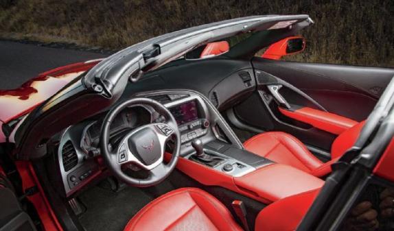2014 Chevrolet Corvette Stingray Z51 Convertible Review