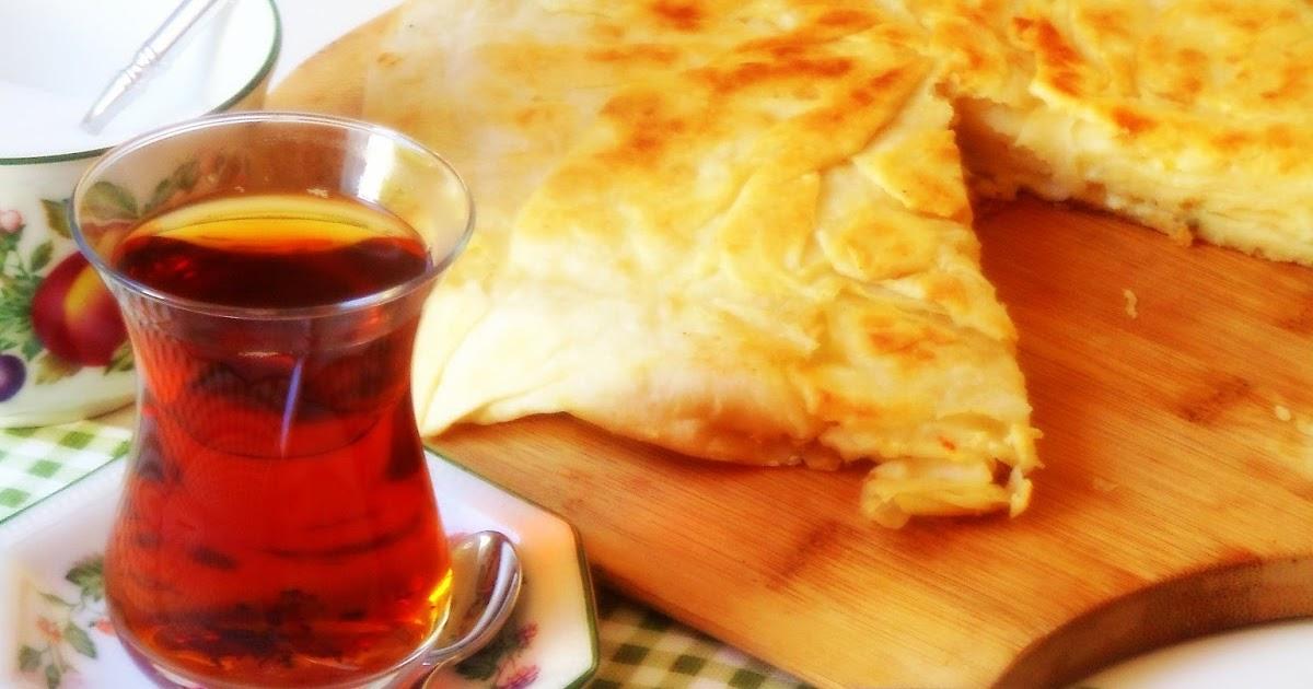 Nesrin\'s Küche: Tava Böreği / Pfannenbörek