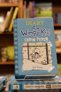 Diary of a Wimpy Kid - popular kids story books