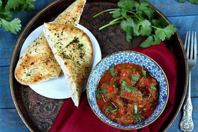 indyjskie curry z wołowiny,