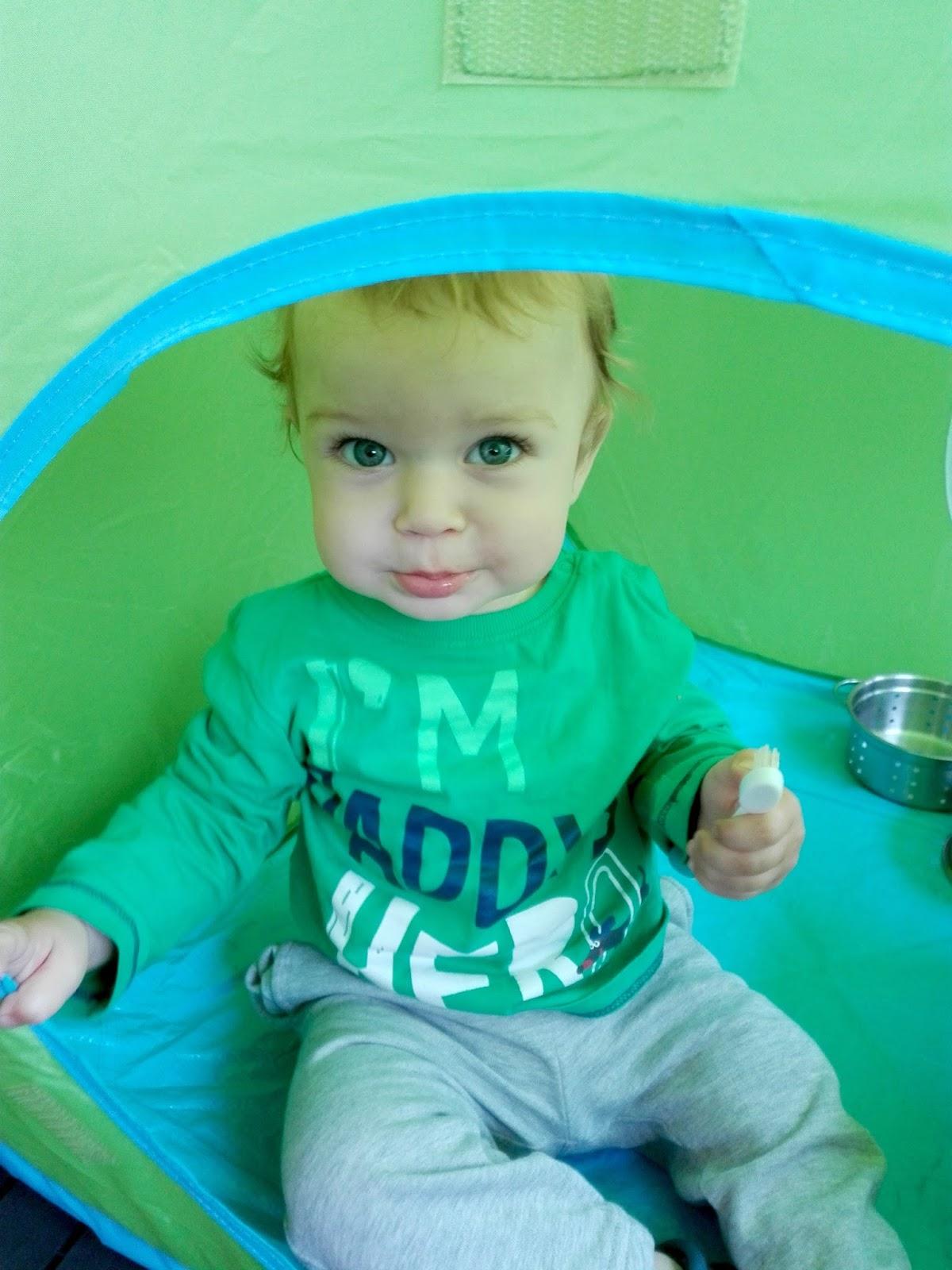 Pasta do zębów dla niemowlaka