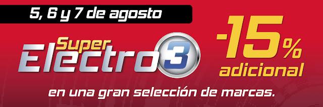 Top 15 ofertas Super Electro 3 de El Corte Inglés