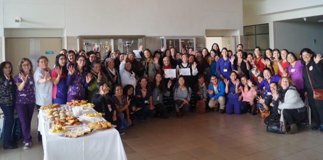 Cocina Mapuche para Menús de pacientes en Hospital Osorno