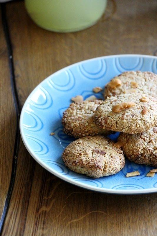 Kokos - Vanille - Cookies
