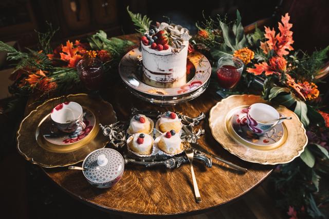 editorial la novia del palomar - aliter dulcia candy bar boda