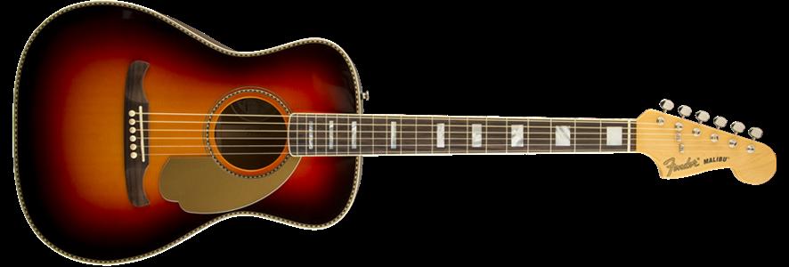 Fender Malibu™ Pro Bolt-On