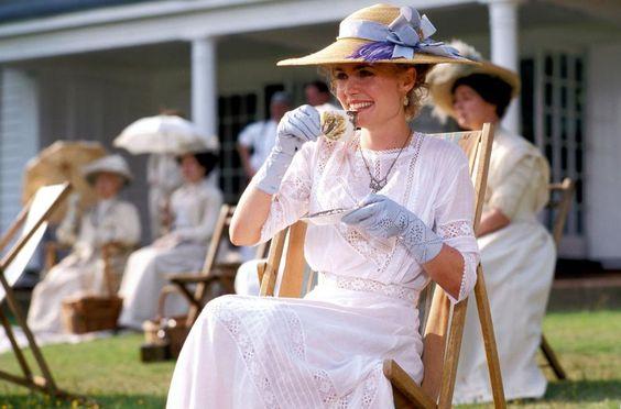 Vestido de chá 1910
