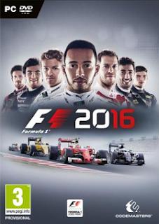 Download F1 2016 FULL UNLOCKED PC Game Gratis