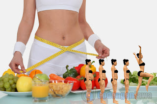Cara Diet Sehat 1 Minggu Untuk Turunkan Berat Badan Menggunakan Bahan Alami