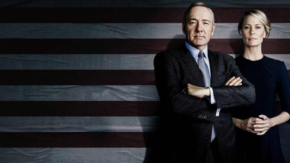 Claire y Frank Underwood House Of Cards