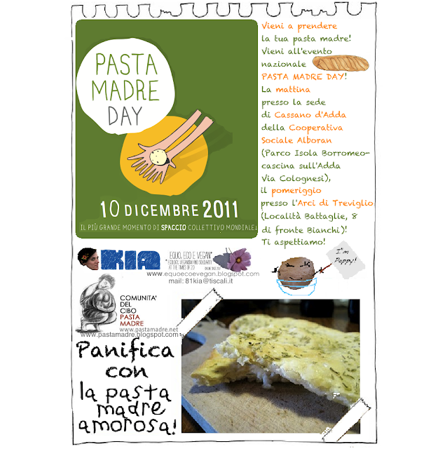 pasta madre day