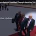Melania Tampar Tangan Trump Jadi Tular