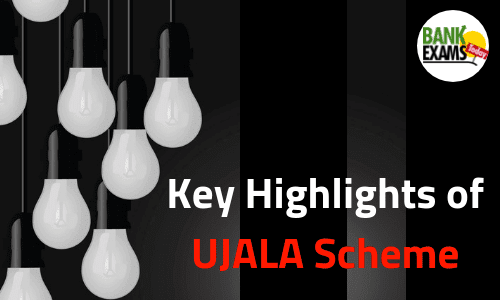 Key Highlights of UJALA Scheme