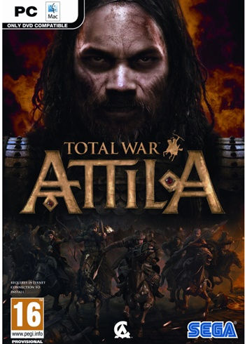 Total War Attila PC Full Español