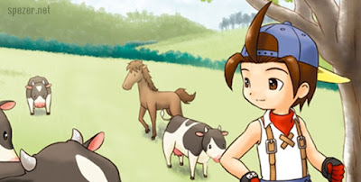 Harvest Moon Hero of Leaf Valley Android