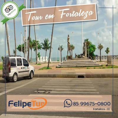 Transfer do aeroporto de Fortaleza para o Aquaville em Aquiraz