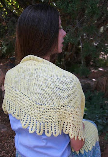 Palisades - Crochet pattern by Karen Whooley
