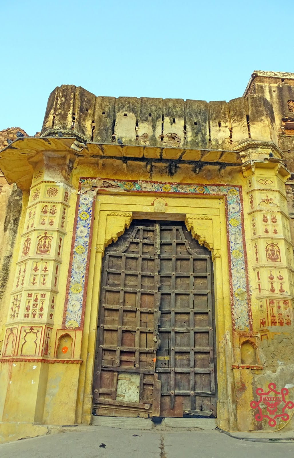 Bundi Fort Entrance
