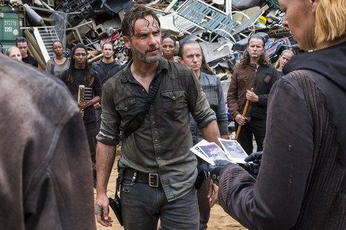 Review | The Walking Dead - 8x06: The King, The Widow and Rick