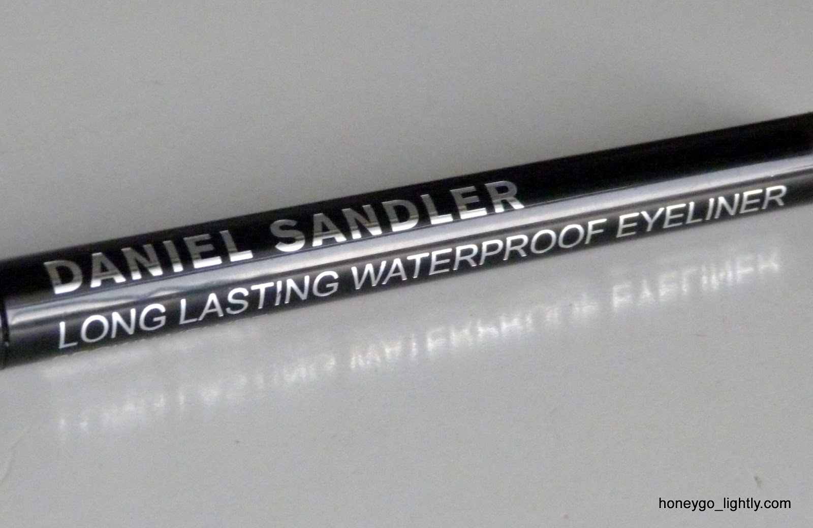 Waterproof Eyeliner by daniel sandler #17