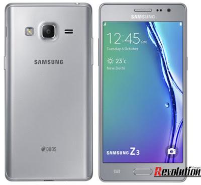 Spesifikasi & Harga Samsung Galaxy Z3