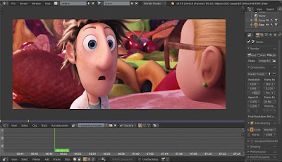 Video Editor, kalian bisa edit video dengan Blender 3D