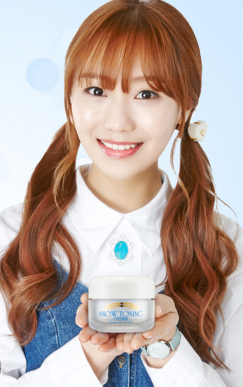 Lovelyz Cusion & Cream Set