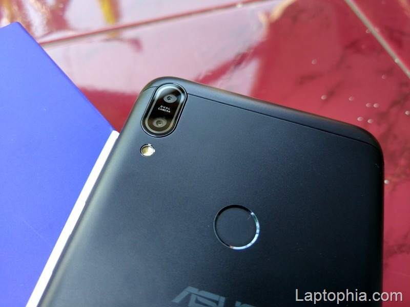 Desain Asus Zenfone Max Pro M1