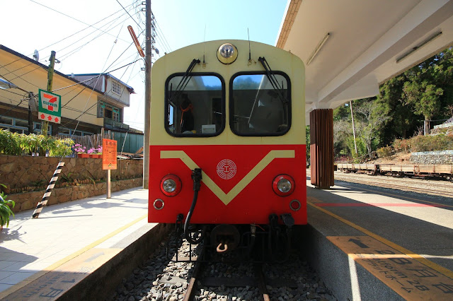 阿里山森鐵│鐵支路小火車旅行│嘉義→奮起湖