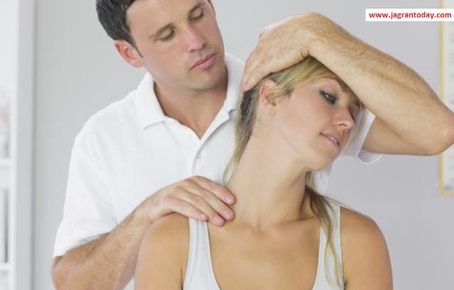 गर्दन व कंधे के दर्द का देशी इलाज