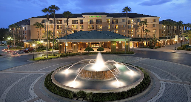 Hotel Courtyard by Marriott no Lake Buena Vista em Orlando