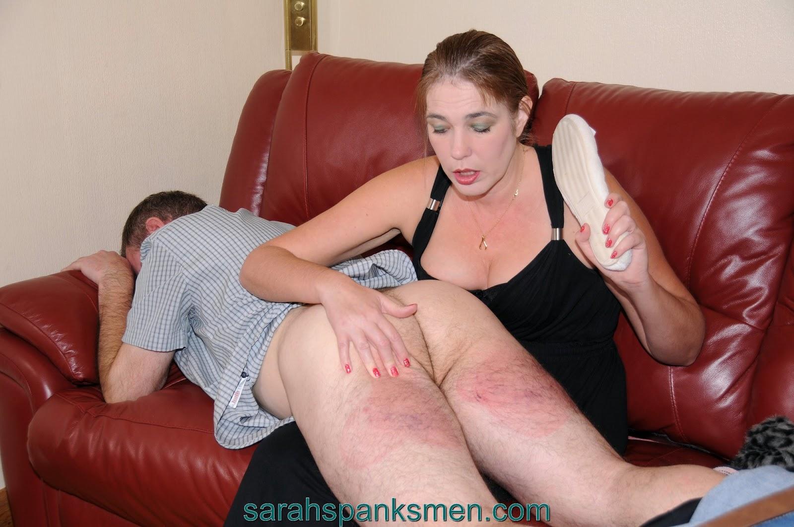 blog spank slipper