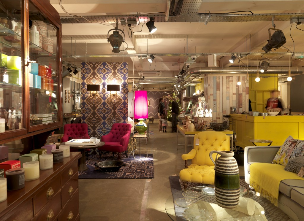 Sweet Spaces Pitfield London Caf 201 By Shaun Clarkson