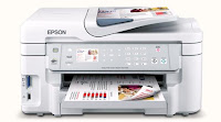 Epson WorkForce WF-3521 Drivers controller