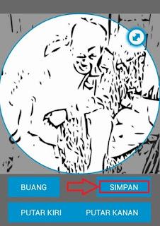 Pasang DP BBM di Android
