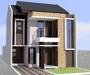 video desain rumah modern lantai 2 terbaru 2014 | desain