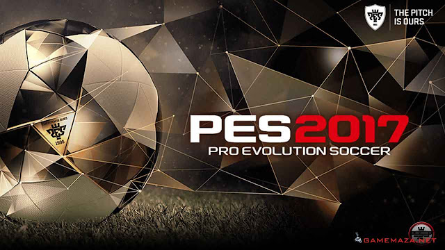 Pro Evolution Soccer (PES) 2017 Gameplay Screenshot 1