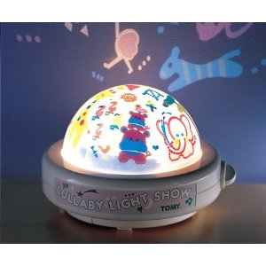 Mommyslove4baby143 Baby Lullaby Light Show Projector Tomy