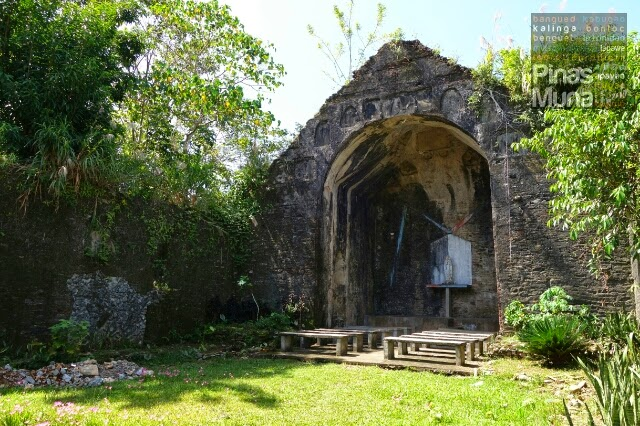 Old Spanish Church Ruins of Pudtol, Apayao