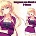 Imagen chica anime 0065 (Sprite - character - female)