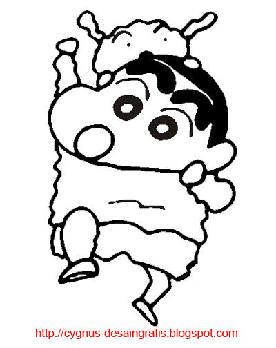Gambar 10 Mewarnai Crayon Sinchan 28 Images Kartun Sincan