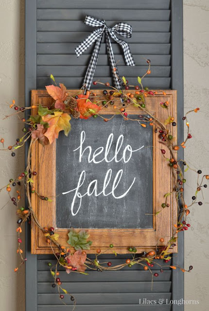 http://www.lilacsandlonghorns.com/repurposed-fall-decor-hospitality-filled-homes.html