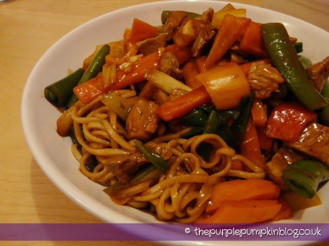 Sweet and Sour Pork - Under 400 Calories Recipe