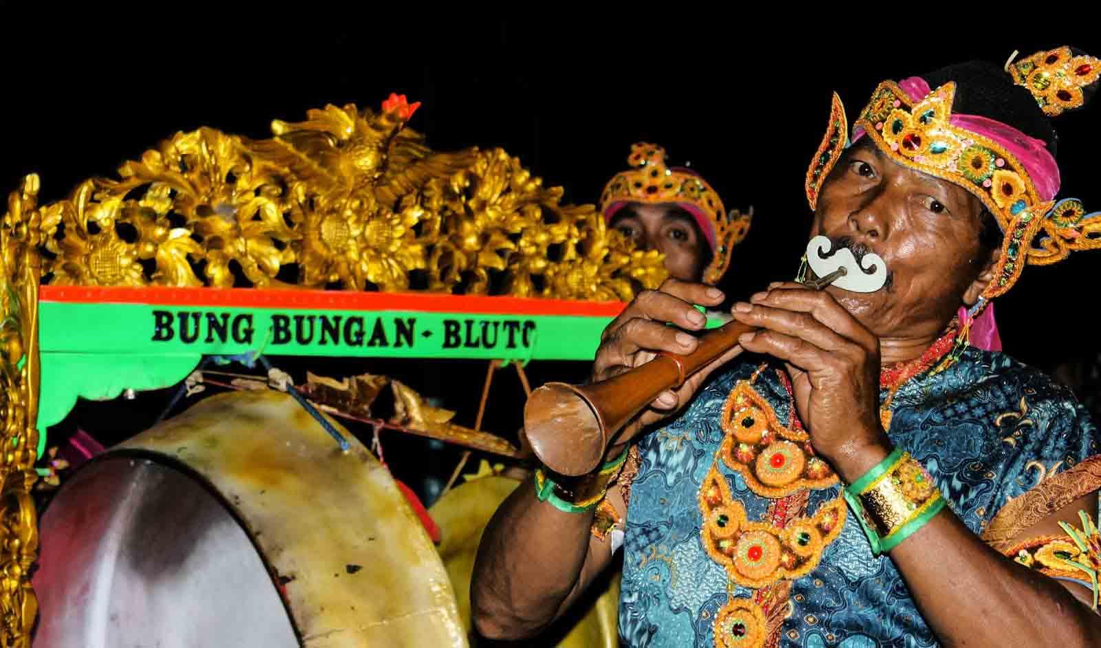 Saronen, Alat Musik Tradisional Dari Madura