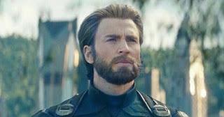 Captain America's entrance scene in Infinity War almost included Santa Claus