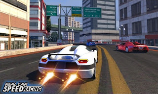 Game Extreme Car Racing App