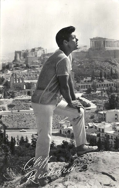 "Cliff Richard ""Summer Holiday"" Athens Greece"
